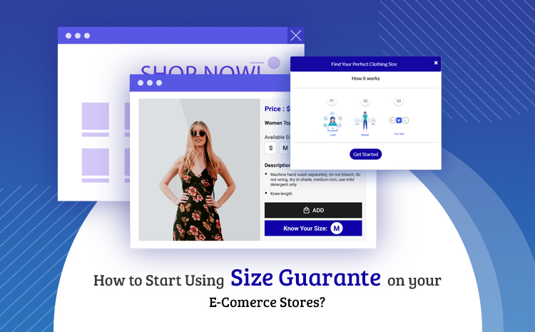 How To Start Using Size Guarantee On Your E-Commerce Stores?